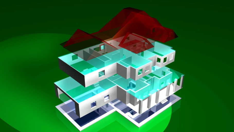Print a 3D Model of Your House Plan